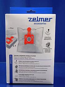 Набор мешков (красные) для пыли + фильтр Original  Zelmer SAFBAG (49.4220)