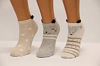 Стрейчевые женские компютерные носки Ф15 3D, фото 1