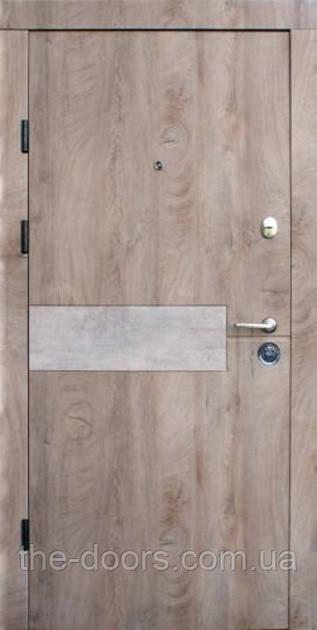 Дверь входная Qdoors модель Сиена премиум