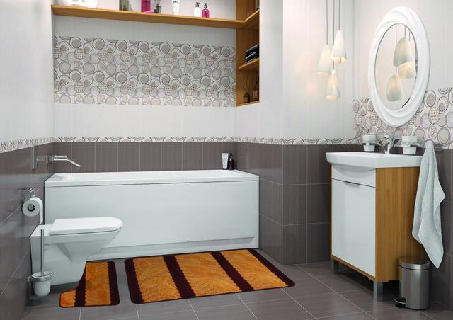 Килимки для ванної кімнати і туалета