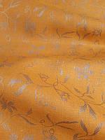 """Льняная глянцевая скатертная ткань """"Фаянс"""" (шир. 160 см), фото 1"""