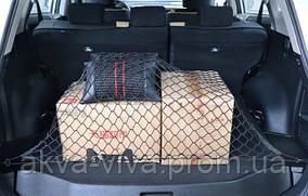 Сетка держатель в багажник автомобиля 115х60 см (СБ-1004-4)
