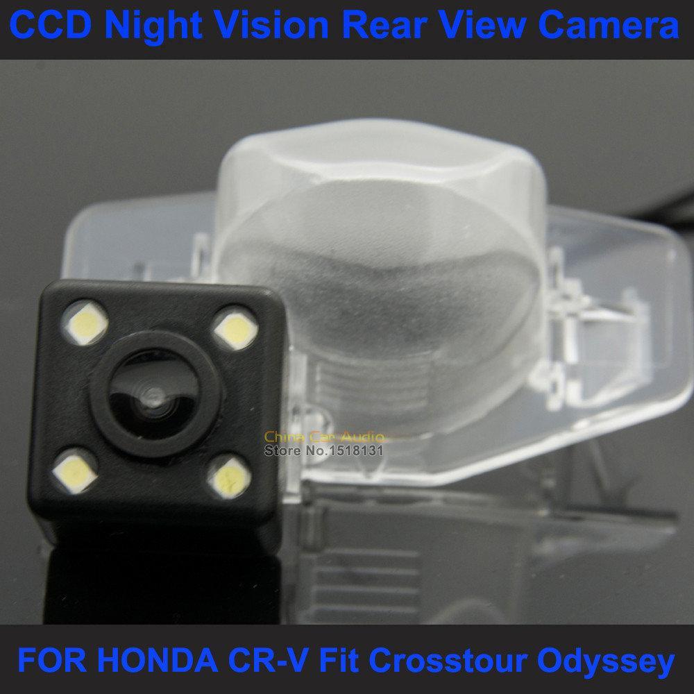 Камера заднего вида универсальная хонда Honda CR-V IV 2012+, Civic 5D 2012+ цветная матрица CCD