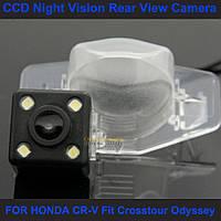 Камера заднего вида универсальная хонда Honda CR-V IV 2012+, Civic 5D 2012+ цветная матрица CCD, фото 1
