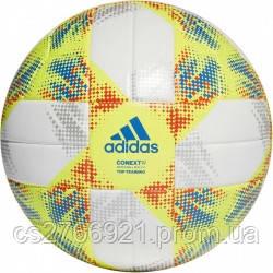 Мяч футбольный Adidas Conext 19 Top Training DN8637 p.4