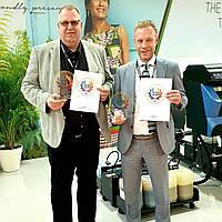 Две награды Mimaki на выставке FESPA 2019