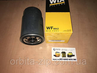 WF8042 Фильтр топливный IVECO EuroCARGO'91, EuroCARGO'99, VOLVO - F4, FL4'85 (пр-во WIX-Filtron)
