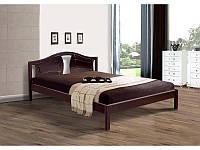 Деревянная кровать из массива ольхи -Марго (1,6м)