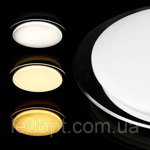 Светильник светодиодный SMART SML-R06-80 3000-6000K 80Вт с пультом