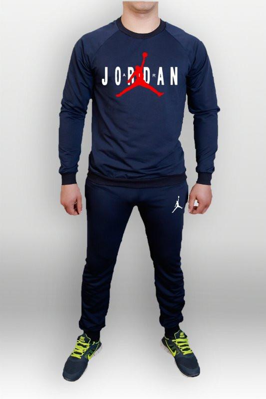 Тренировочный мужской Зимний споривный костюм Jordan (Джордан)