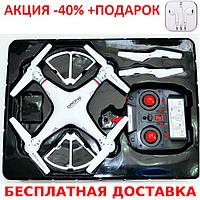Квадракоптер 1million c WiFi камерой копия X5C Syma + наушники iPhone 3.5, фото 1