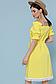 Летнее платье с поясом рукав фонарик открытые плечи р.42-48, фото 6