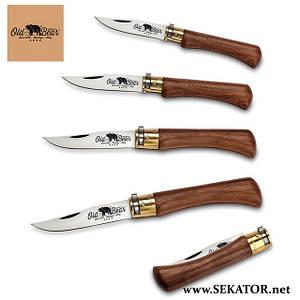 Італійські туристичні ножі Old Bear від Antonini