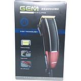 Профессиональная машинка для стрижки волос Gemei GM-807, фото 6