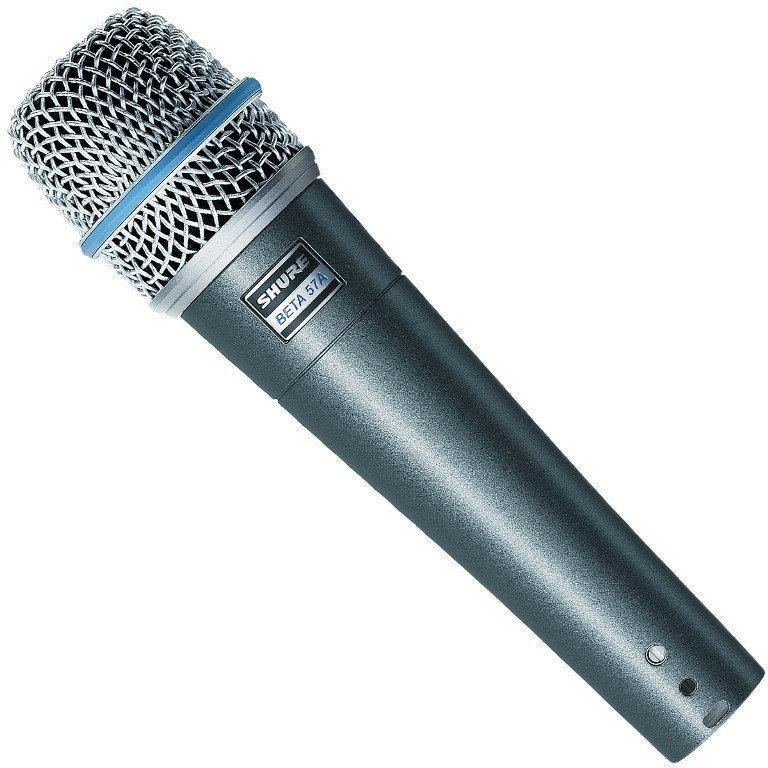 Микрофон проводной SHURE BETA 57A