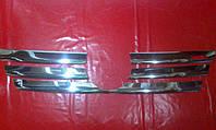 Хром накладка на решетку для Mercedes Sprinter, Мерседес Спринтер 2002-2006 г.в.