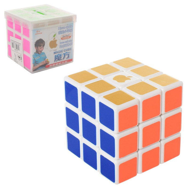 Кубик рубика 5,5-5,5-5,5см, 699