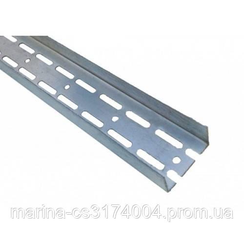 Профиль усиленный UA-100 (1,5мм) 4м