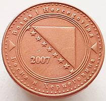 Босния и Герцеговина 10 фенингов 2007