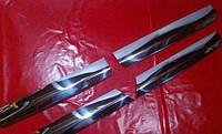 Хром накладка на решетку для Mercedes Sprinter, Мерседес Спринтер 2006+