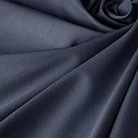 Однотонная декоративная ткань темный ультрамариновый тефлон TDRM-81020
