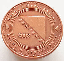 Босния и Герцеговина 10 фенингов 2008