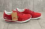 Мужские кроссовки Lacoste (красные) , фото 2