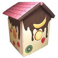 Детский мягкий игровой домик Фрукты, фото 1