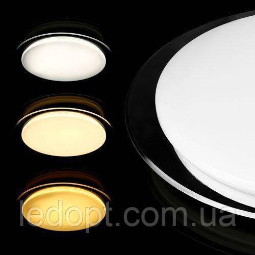 Светильник светодиодный SMART SML-R06-50 3000-6000K 50Вт с пультом