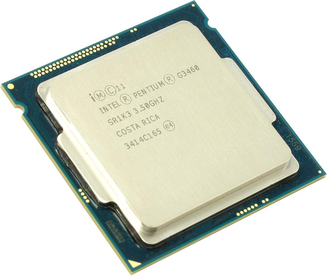 "Процесор Intel Pentium G3460 (3M Cache, 3.50 GHz) ""Б/У"""