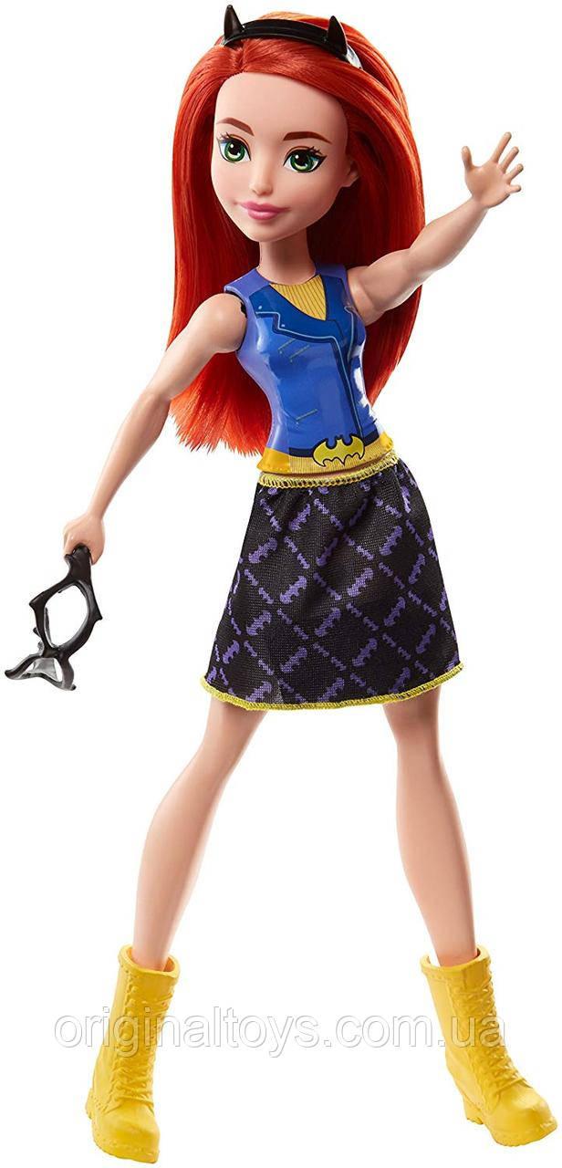 Кукла Бэтгёрл Супергерои DC Super Hero Girls Batgirl FRF84