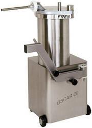 Переваги пристрою порціонування гамбургерів Oscar 20 Frey