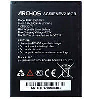 Аккумулятор Archos AC50FNEV216GB (EU415367ARV). Батарея Archos AC50FNEV216GB (2000 mAh). Original АКБ (новая)