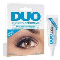 Клей для накладных ресниц DUO Eyelash Adhesive Прозрачный