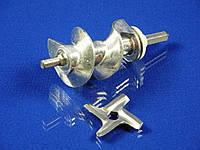 Шнек и нож для мясорубки Moulinex (SS-989843), (MS-0926063)