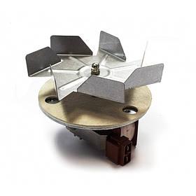 Двигатель духовки с крыльчаткой универсальный вал 28 мм. (COK401UN)
