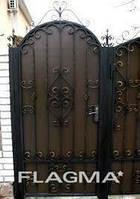 Металлические ворота и калитки в Кривом Роге