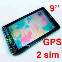 Планшет М13 Android4.2.2 на 2 сим, 9 дюймов,2х ядерный + Чехол., фото 1