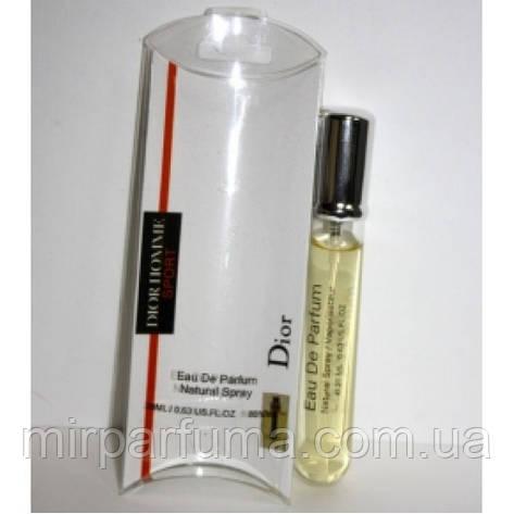 Мужской парфюм мини Diore Homme Sport Men 20ml реплика, фото 2