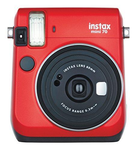 Камера Моментальной печати Fuji instax mini 70 Passion Red ( Гарантия от производителя )
