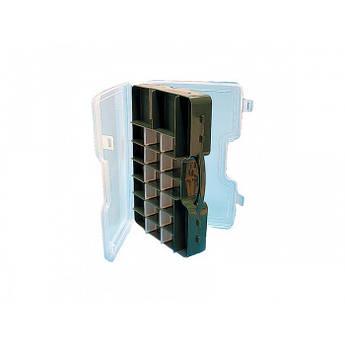 1500-81 Коробка рыболов.двухсторон. Salmo Double Sider 290х200х60