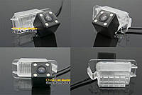 Камера заднего вида универсальная Ford S-Max 2006+, Fiesta 2008-2011, Kuga 2008+, Carniva цветная матрица CCD, фото 1