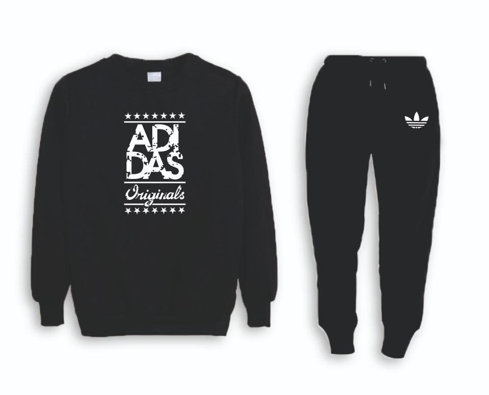 Спортивний чоловічий Зимовий костюм Adidas (Адідас)
