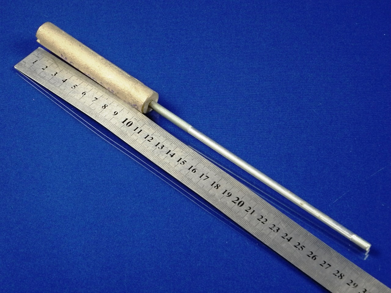 Анод для бойлера резьба M6*180 D=18 мм., L=100 мм.