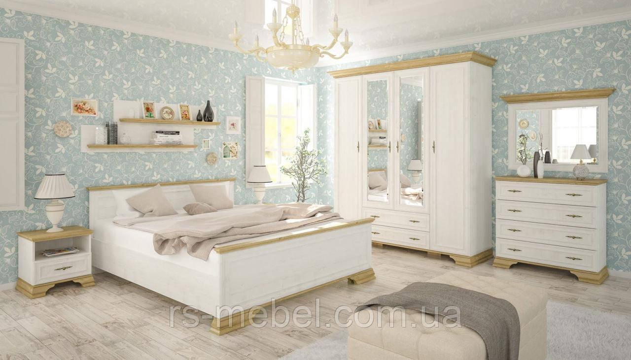 """Модульна спальня """"Ірис"""" (Мебель-Сервіс)"""