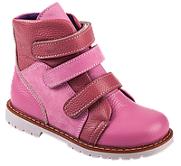 Детские кожаные ортопедические ботинки 4Rest-Orto 06-544 р-р. 21-30, фото 1