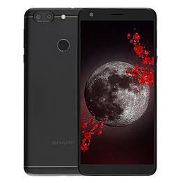 Смартфон Sharp Aquos B10 3/32gb Black Global Version MediaTek MT6750T 4000 мАч