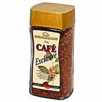 Кофе растворимый  Grandos Эксклюзив  200 гр 100