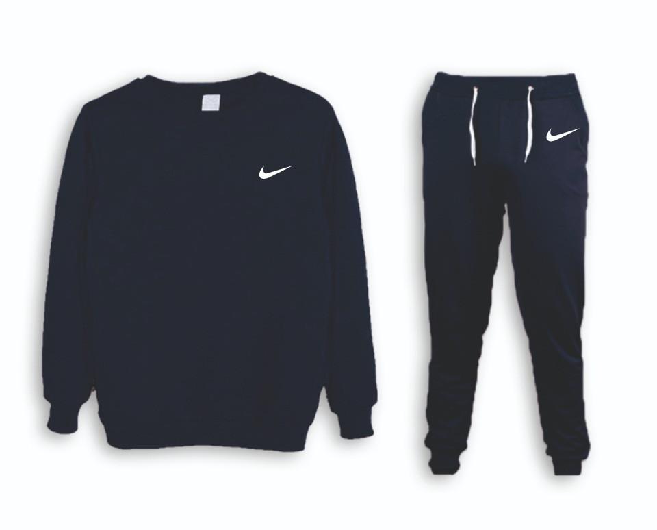 Тренувальний чоловічий Зимовий споривный костюм Nike (Найк)