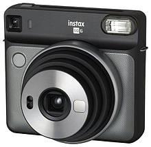 Камера Моментальной печати Fuji Instax Square SQ 6 Graphite Gray EX  ( на складе )